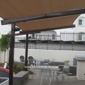 Shade Sail Structure Contractor Orange County CA