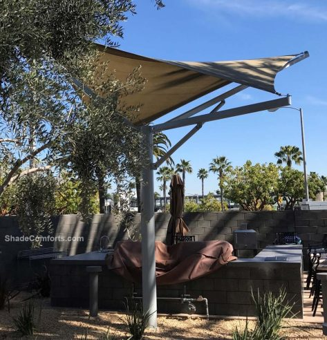 Shade Sails Contractor